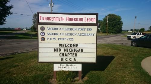 legion sign