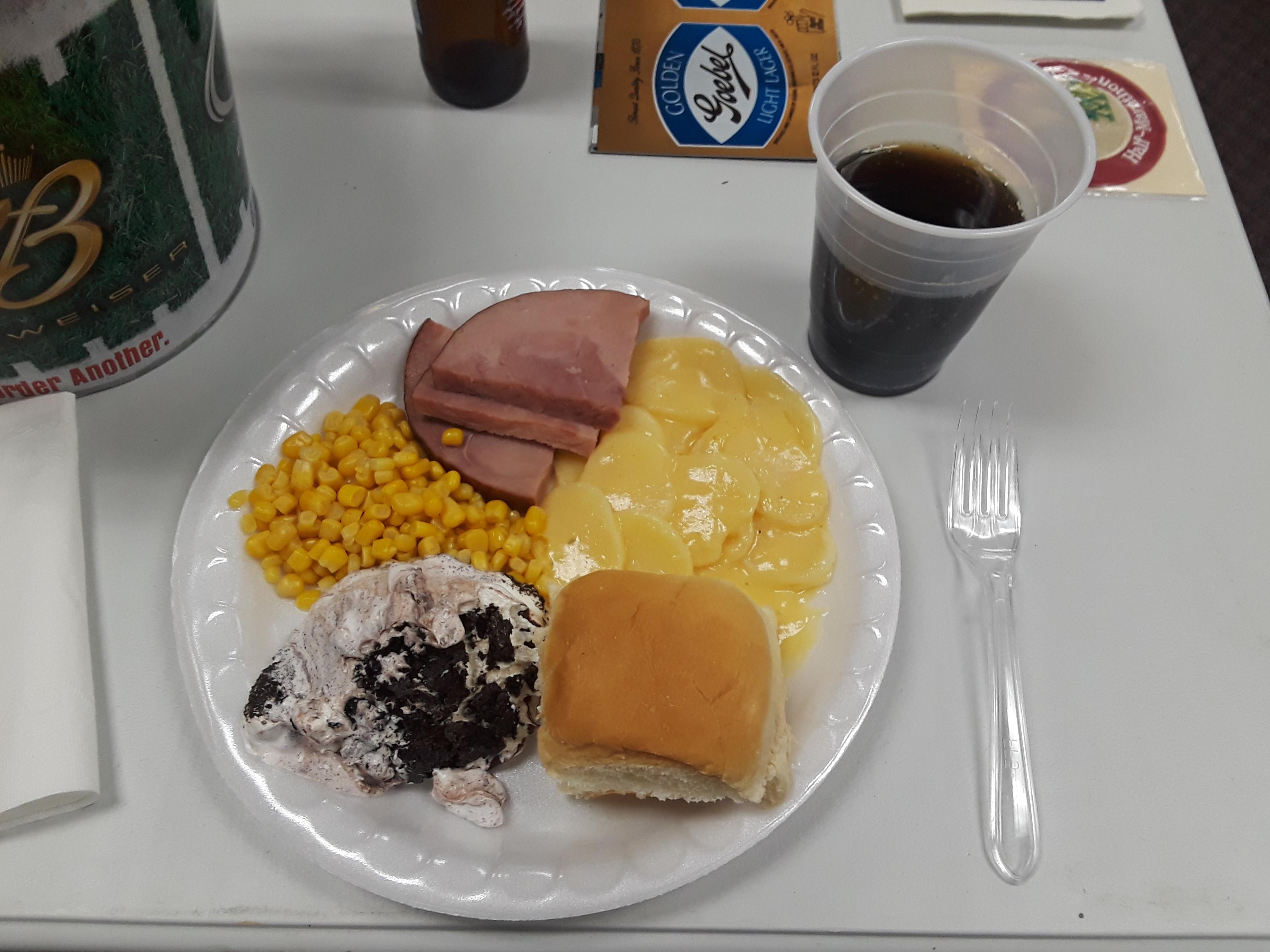 Winterfest food 2