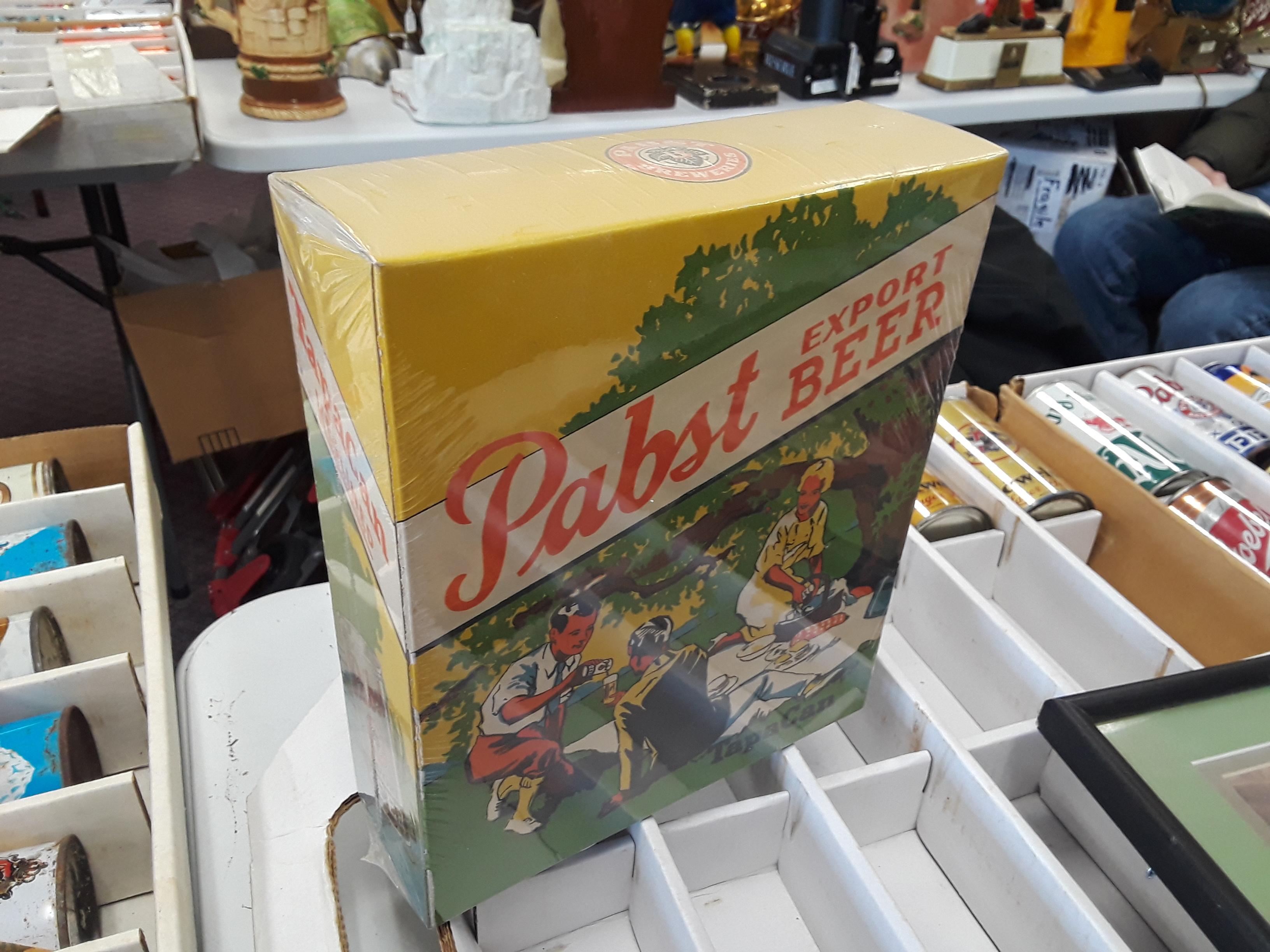 Winterfest pabst carton