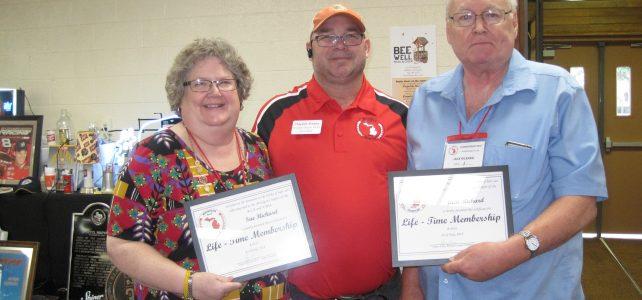 Michigan Chapter Lifetime Members