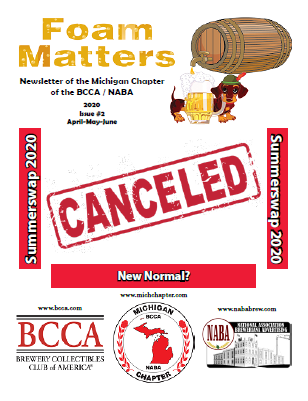 2020 Issue 2 Foam Matters Released.