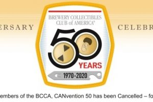 BCCA CANvention 50  -Cancelled