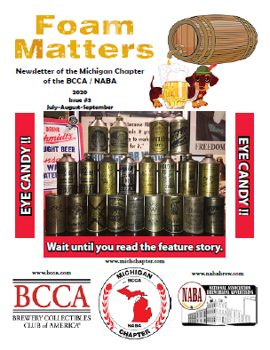 2020 Issue 3 Foam Matters Released.