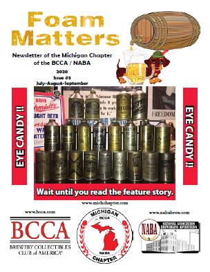 2020 Issue 3 Foam Matters Released.